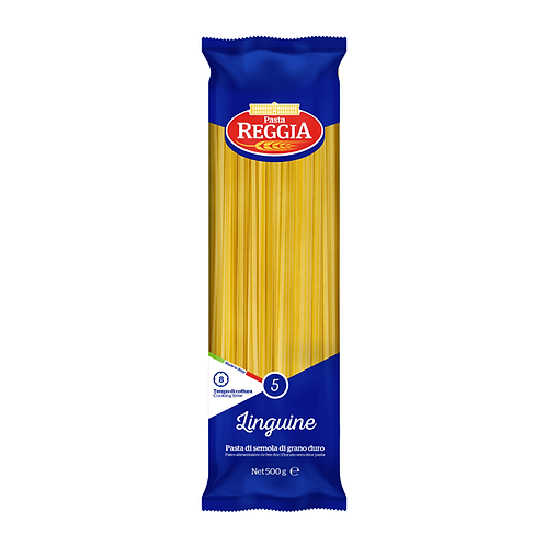 Špagety ploché (Linguine) Reggia 500g
