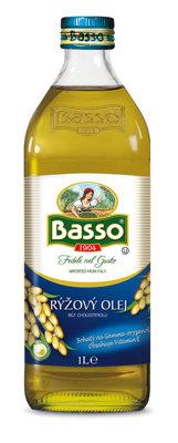Rýžový olej Basso 1l