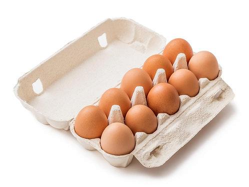 Čerstvá vejce L 10ks