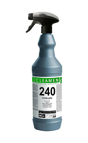 Cleaman 240 trouby, grily 1,1l