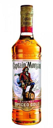 Capitan Morgan spiced gold 0,7l