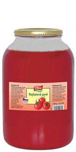 Rajčatové pyré 3600g