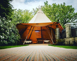 Sometimes Tipi's are just the perfect fi