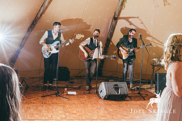 Tipi Hire North Yorkshire - entertainmen
