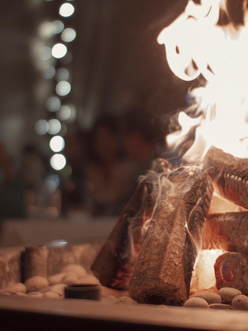 Bonfire in a Tipi anyone?