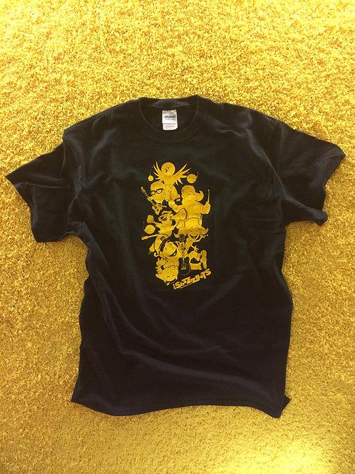 Mini Shazzbots T-shirt