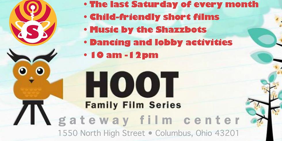 HOOT Family Film Series - February