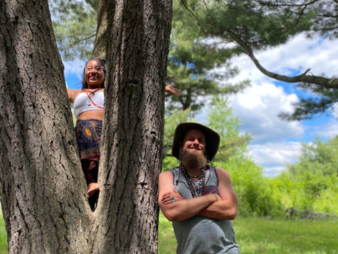 Trees are wise ( These two homies know)