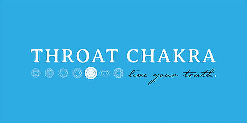 Throat Chakra- 7 Week Series