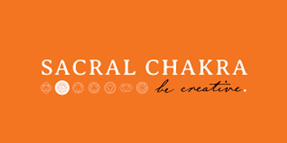 Sacral Chakra- 7 week Series