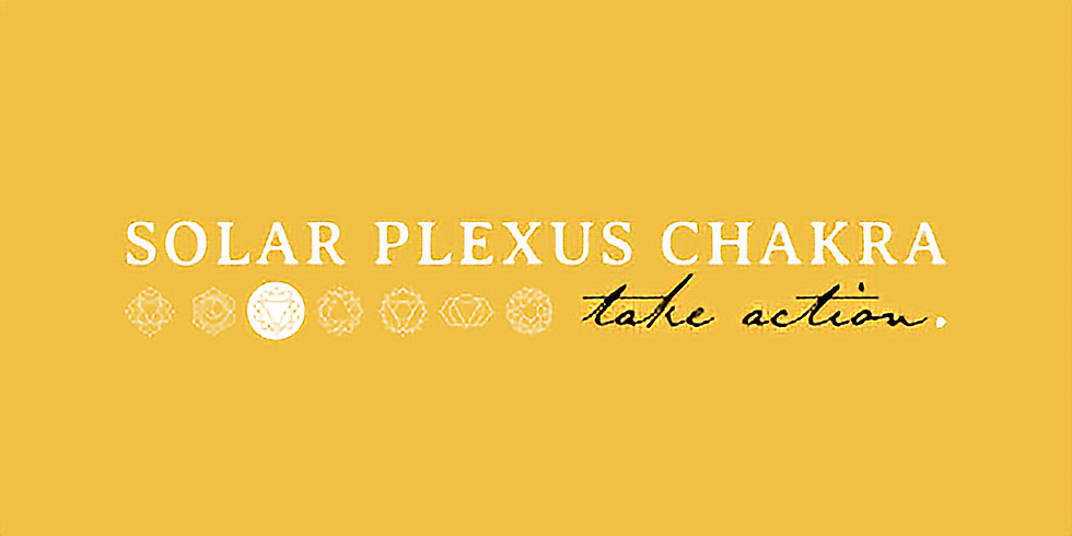 Solar Plexus- 7 Week Series