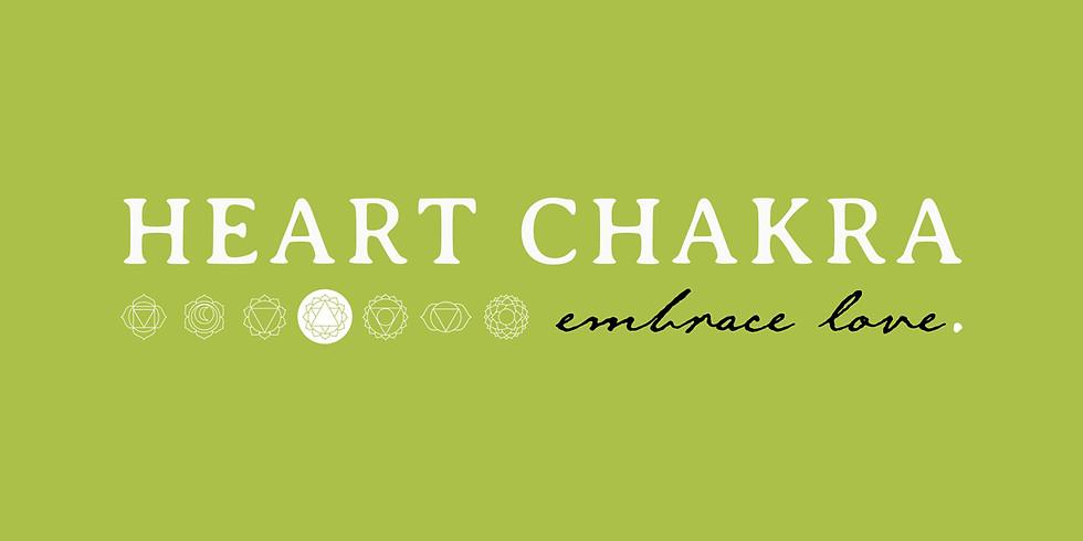 Heart Chakra- 7 Week Series