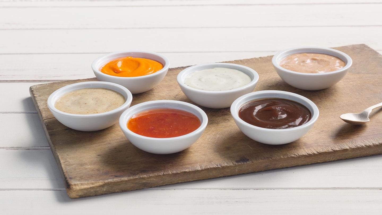5 Sauces