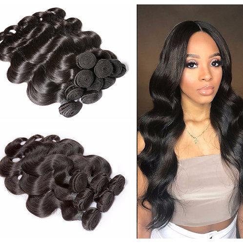 Wholesale 10 Bundles/lot Brazilian Hair Extension