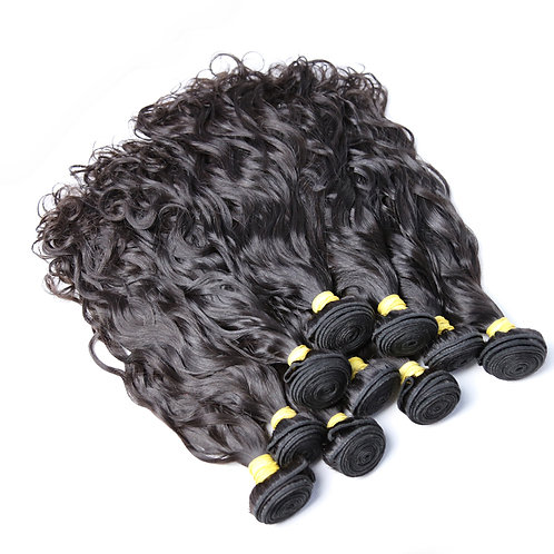 Wholesale Brazilian Water Wave Hair Extension,10 Bundles/lot