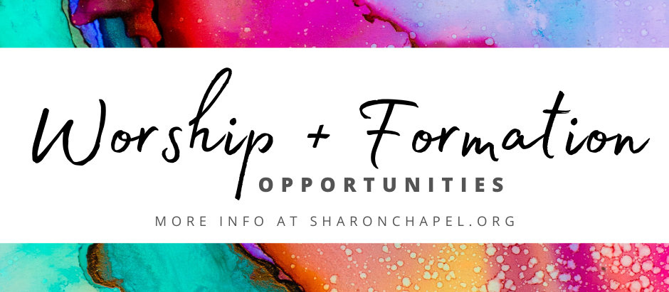 Potomac Region Worship and Formation Opportunities