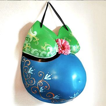 Pregnancy Art of Belly Casting Kitsap County WA