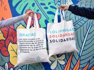 Bolsa Solidaridad (40cm x 40cm)