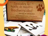Huellas de la Biodiversidad