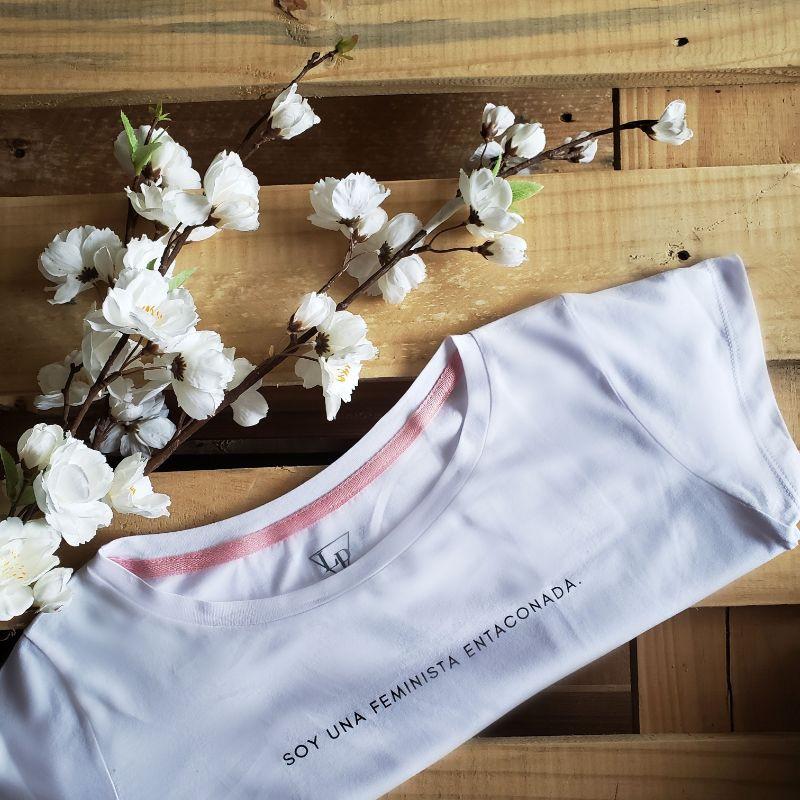 Camiseta Feminista & Entaconada