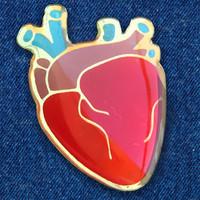 Prendedor Corazón