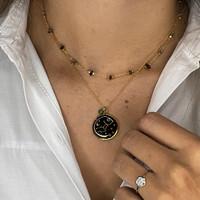 KIT ORIÓN: Collar Constelación + Collar Gaia