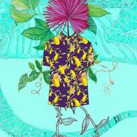 Camisa Tipo Guayabera