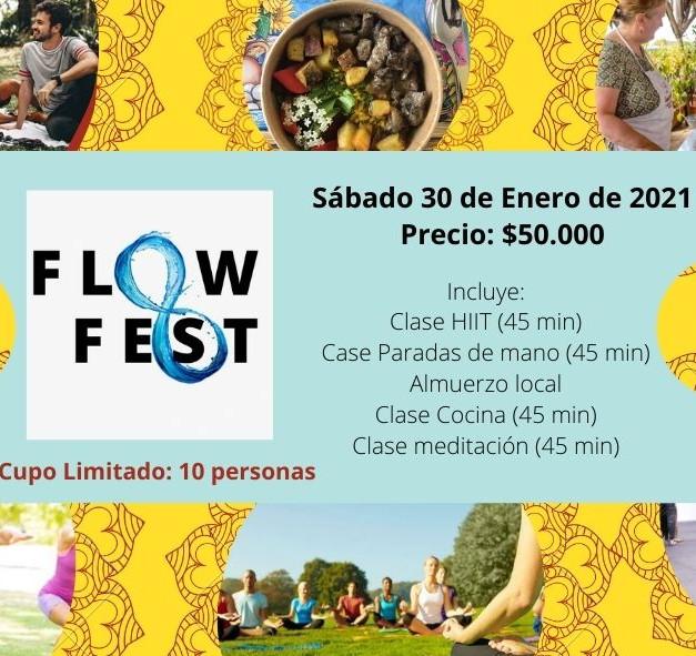 Tiquete Flow Festival