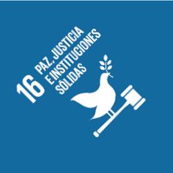ODS 16: Paz, Justicia, e Instituciones Sólidas