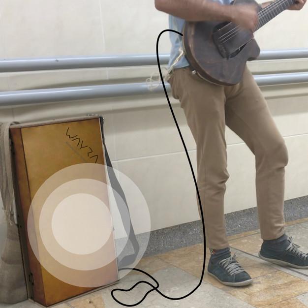Amp + case