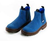 Botas Chelsea Azul