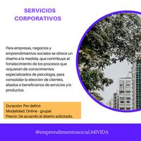Servicios Corporativos.
