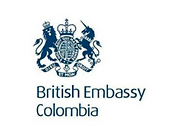 logo British Embassy of Colombia