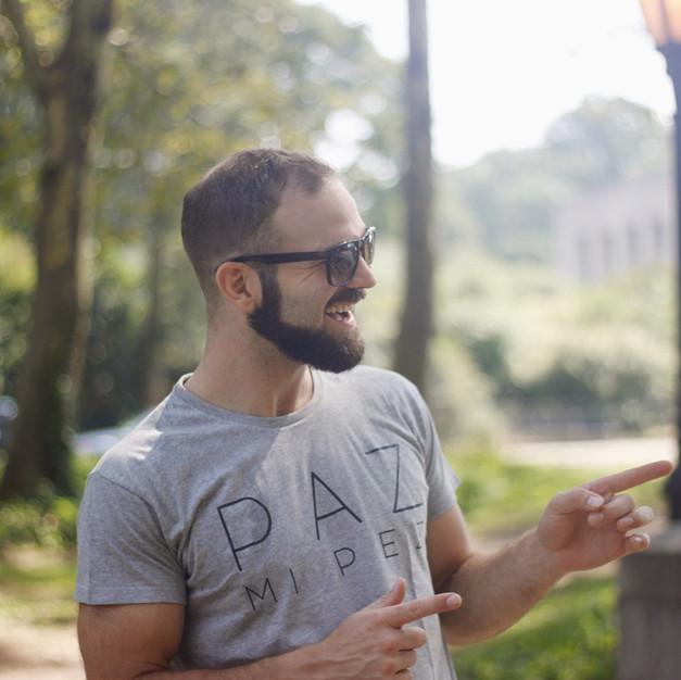 Camiseta pal caballero