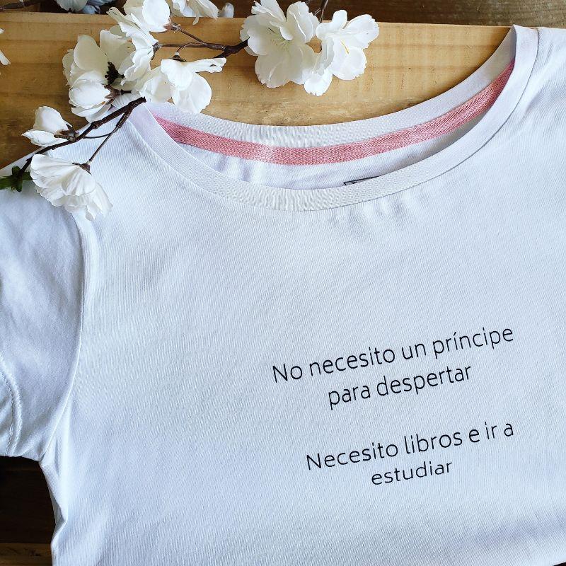 Camiseta Educación Sin Príncipes
