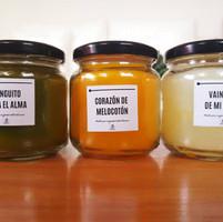 Kit de velas aromáticas