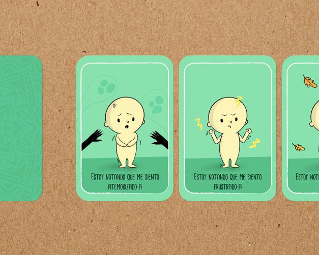 Deck: El universo de las emociones