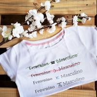 Camiseta algodón Equidad para las fuerzas