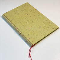 Agenda 100% material reciclado (25cm x 15cm)
