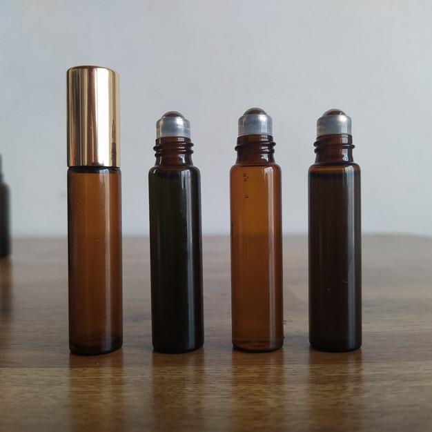 Tinturas típicas: analgésica, relajante y cicatrizante