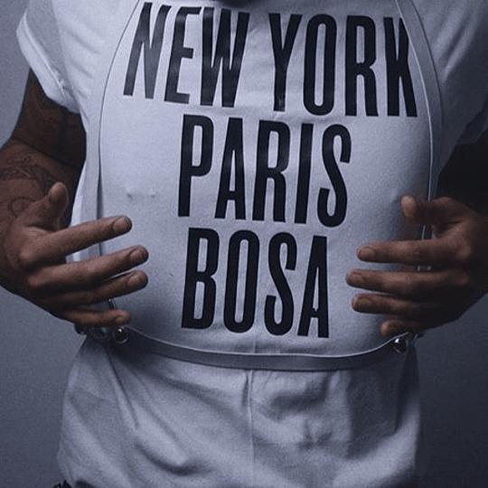 Camisa The BosayorDream, patrocina talleres de Diseño a jovenes en circunstancias vulnerables