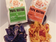 Chips de papa nativa surtida