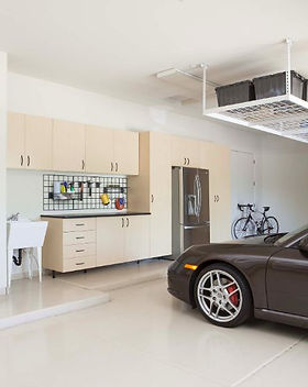 Garage Cabinets by Amazing Closets and More