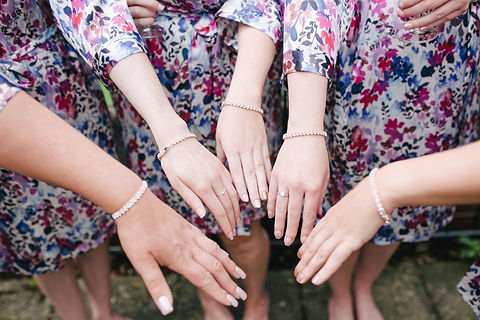 bridal party nail salon