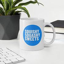 Squishy Squashy Mug - Blue