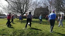Back Outdoors - Hangleton Apr 21