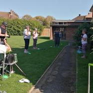 Outdoor exercing - Durrington