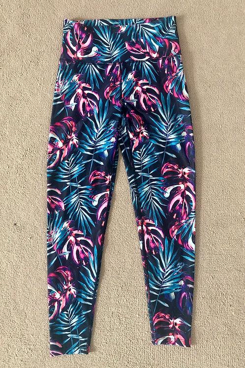 Kyodan patterned leggings