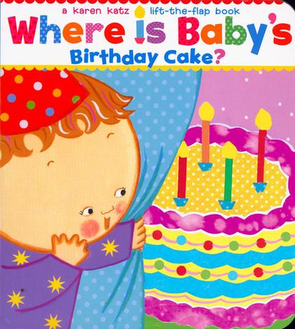 Where Is Baby's Birthday Cake