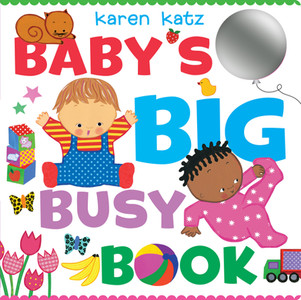 Baby's Big Busy Book